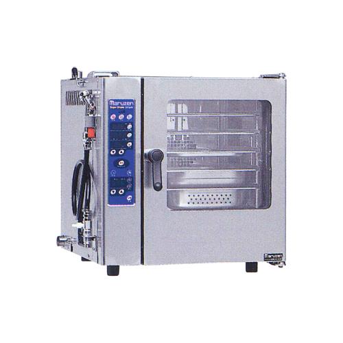 新品:マルゼン 電気式スチームコンベクションオーブンスーパースチーム シンプルシリーズ幅630×奥行650×高さ645(mm)三相200VSSCS-05MNU