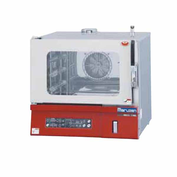 新品 マルゼン貯水タンク式コンベクションオーブン 幅600×奥行620×高さ550(mm) MBCO-T3ME