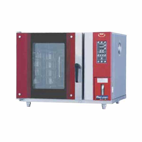 新品 マルゼン貯水タンク式コンベクションオーブン 幅900×奥行800×高さ705(mm) MBCO-T5E