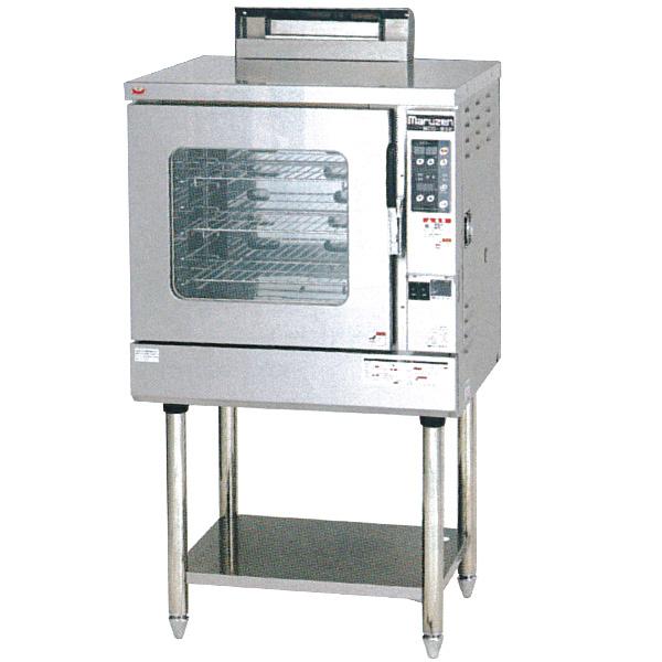 新品:マルゼン ガス式ビックオーブンMCO-8SHE 芯温センサー付