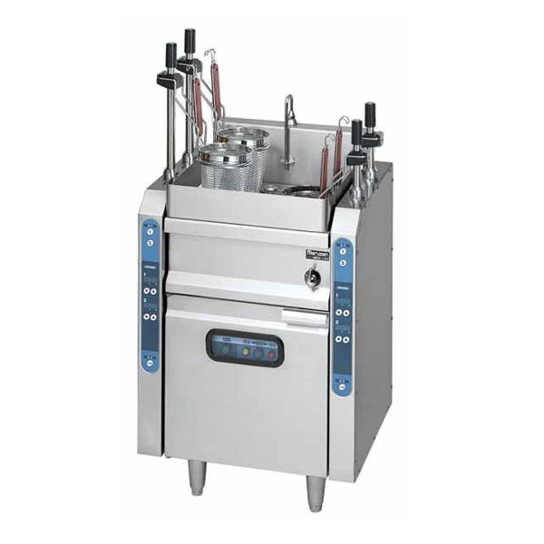 新品:マルゼン 電気自動ゆで麺機 MREY-L04【 ゆで麺機 】【 送料無料 】【 ゆで釜 】