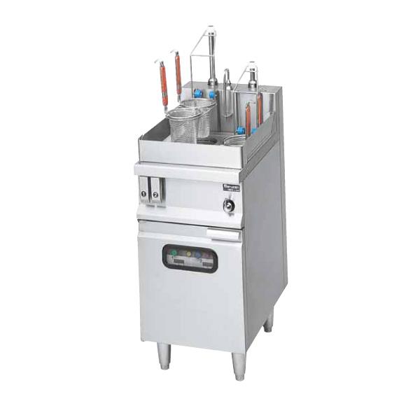 新品:マルゼン 電気自動ゆで麺機 MREY-L04W【 ゆで麺機 】【 送料無料 】【 ゆで釜 】