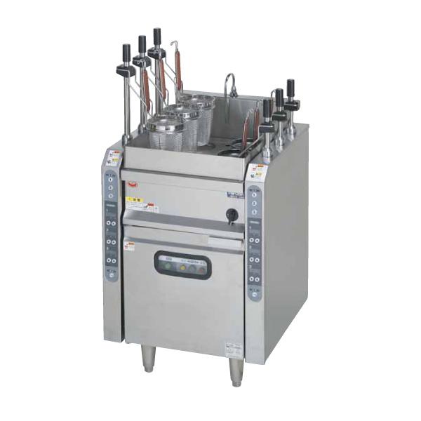 新品 マルゼン 電気自動ゆで麺機 MREY-L06【 ゆで麺機 】【 送料無料 】【 ゆで釜 】