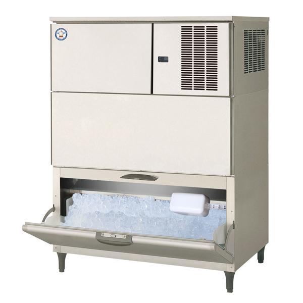 新品:福島工業(フクシマ) 製氷機 スタックオン240kg幅1080×奥行745×高さ1425(mm)FIC-A240KL1AT【業務用製氷機】
