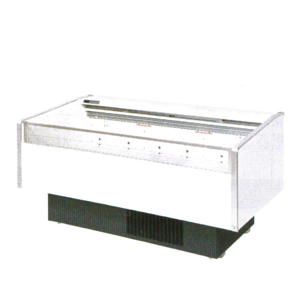 新品:福島工業(フクシマ)平型オープンショーケース(三相)インバーター 1790×900×890(mm)MRN-62QWBTPS [受注生産]