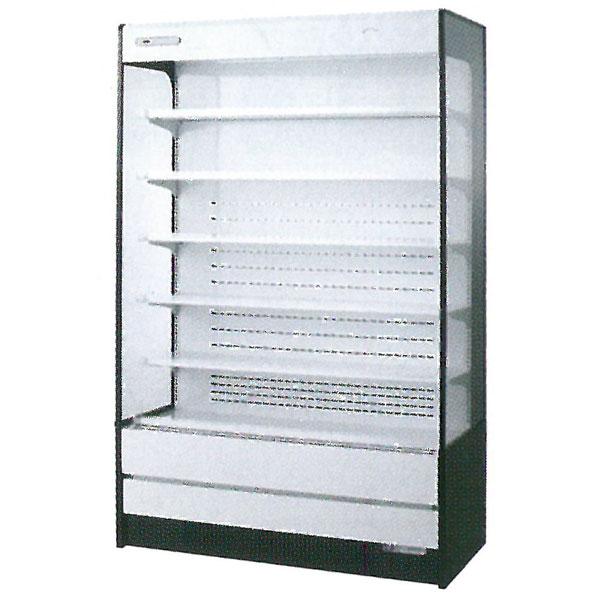 新品 福島工業(フクシマ) MEU-2GKシリーズ 冷凍機内蔵型インバーター多段型オープンスポットショーケース 489リットル幅1200×奥行600×高さ1900(mm) 単相100VMEU-42GKSA5L
