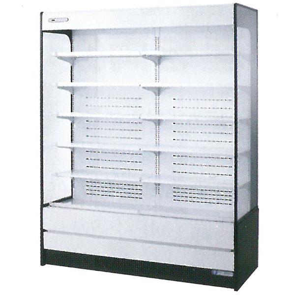 新品 フクシマ ガリレイ ( 福島工業 ) MEU-2GKシリーズ 冷凍機内蔵型インバーター多段型オープンスポットショーケース 635リットル幅1545×奥行600×高さ1900(mm) 三相200VMEU-52GKTA5L[受注生産]
