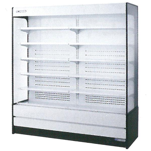 新品 福島工業(フクシマ) MEU-2GKシリーズ 冷凍機内蔵型インバーター多段型オープンスポットショーケース 724リットル幅1755×奥行600×高さ1900(mm) 三相200VMEU-62GKTA5L