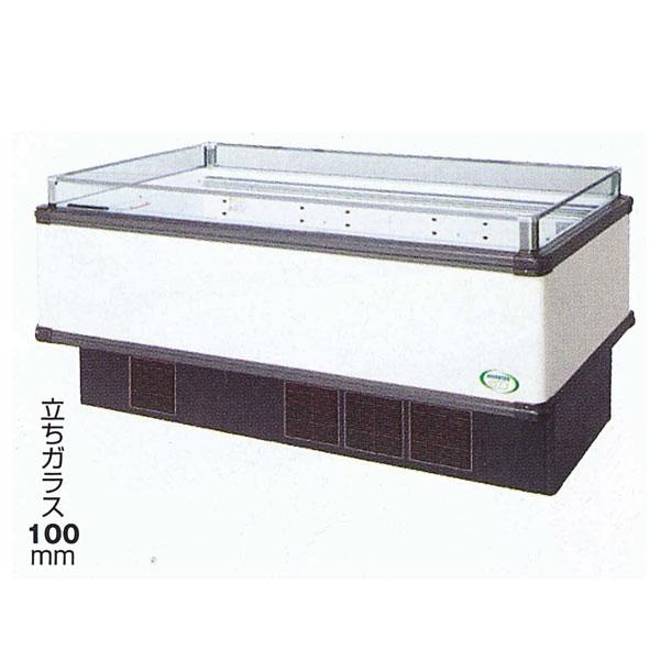 新品 福島工業(フクシマ)アイランド型ショーケース冷凍/冷蔵切替スーパーワイドレンジタイプ幅1800×奥行1100×高さ850(mm)IMX-65QGFTAX