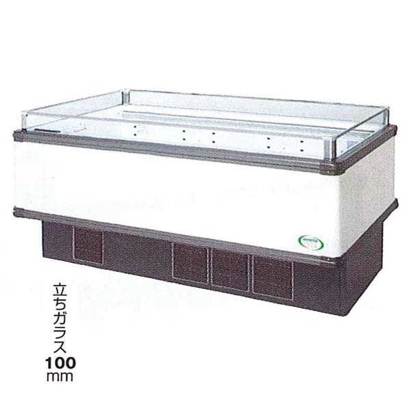 新品 福島工業(フクシマ)アイランド型ショーケース冷凍/冷蔵切替ワイドレンジタイプ幅1671×奥行900×高さ850(mm)IMC-65PGFTAX