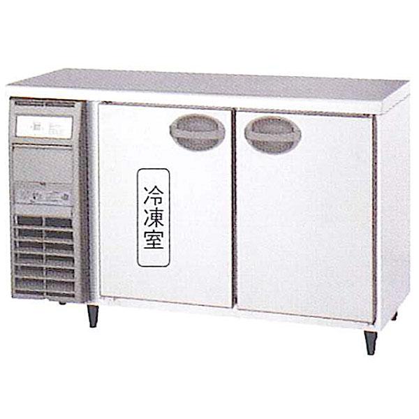 新品:福島工業(フクシマ)業務用横型冷凍冷蔵庫 コールドテーブル 1室冷凍タイプ幅1200×奥行600×高さ800(mm)YRC-121PM2