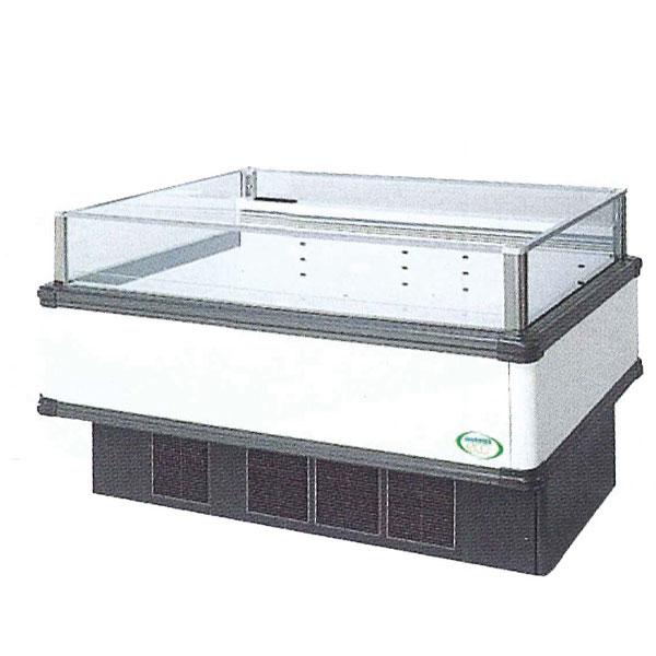 新品:福島工業(フクシマ)インバーター制御アイランドショーケース冷凍・冷蔵切替スーパーワイドレンジタイプ幅1500×奥行1100×高さ850(mm)IMX-55QWFTAX