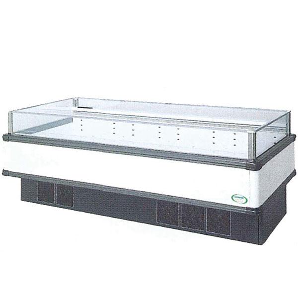 新品 福島工業(フクシマ)インバーター制御アイランドショーケース冷蔵タイプ幅2271+(64.5×2)×奥行1100×高さ850(mm)IMX-85RWFTAX