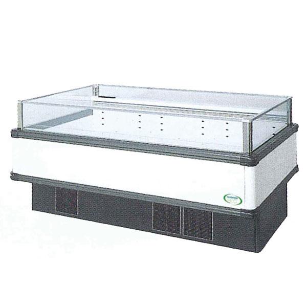 新品 福島工業(フクシマ)インバーター制御アイランドショーケース冷蔵タイプ幅1671+(64.5×2)×奥行900×高さ850(mm)IMC-65RWFSAX