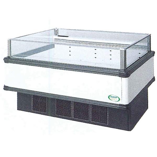 新品 福島工業(フクシマ)インバーター制御アイランドショーケース冷蔵タイプ幅1371+(64.5×2)×奥行1100×高さ850(mm)IMX-55RWFSAX