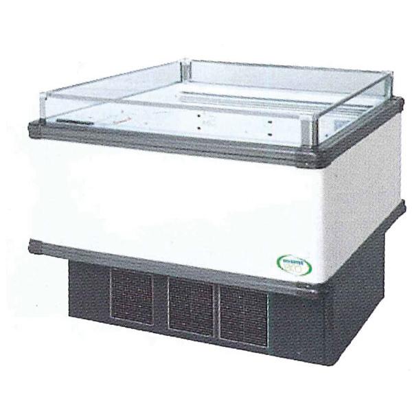 新品 福島工業(フクシマ)インバーター制御アイランドショーケース冷蔵タイプ幅1071+(64.5×2)×奥行900×高さ850(mm)IMC-45RGFTAX