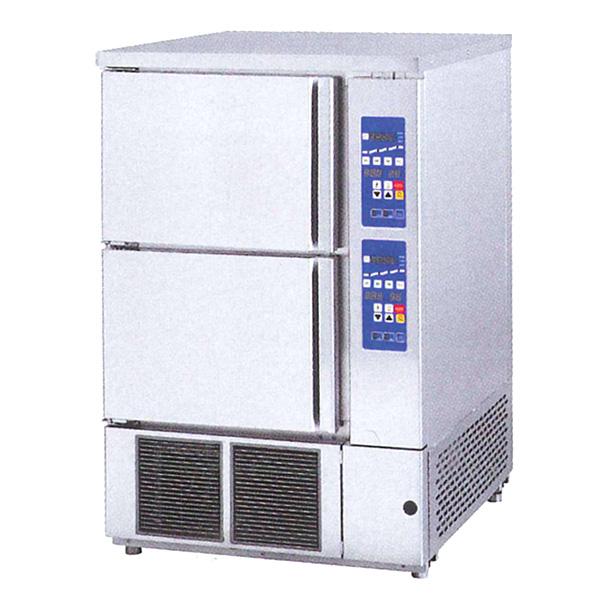 新品 福島工業(フクシマ)小型ドゥコンディショナー(2室制御タイプ)幅700×奥行800×高さ1073(mm)QBD-208DCLS1