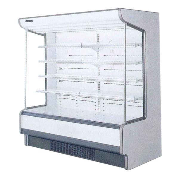 新品 フクシマ ガリレイ ( 福島工業 )多段オープンショーケース(三相) 冷蔵タイプKMX-65GKTO4S