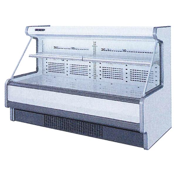 新品:福島工業(フクシマ)冷蔵低多段オープンショーケース(三相) 500リットル幅1909×奥行1110×高さ1250(mm)HMX-65GLTO1S