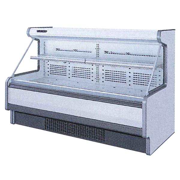 新品:福島工業(フクシマ)冷蔵低多段オープンショーケース(三相) 500リットル幅1909×奥行1110×高さ1250(mm)HMX-65BLTO1S
