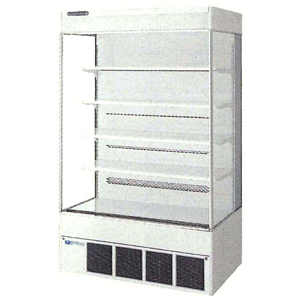 新品 福島工業(フクシマ)冷蔵多段オープンスポットショーケース幅1165×奥行750×高さ1900(mm) MCK-45GKPOR-F
