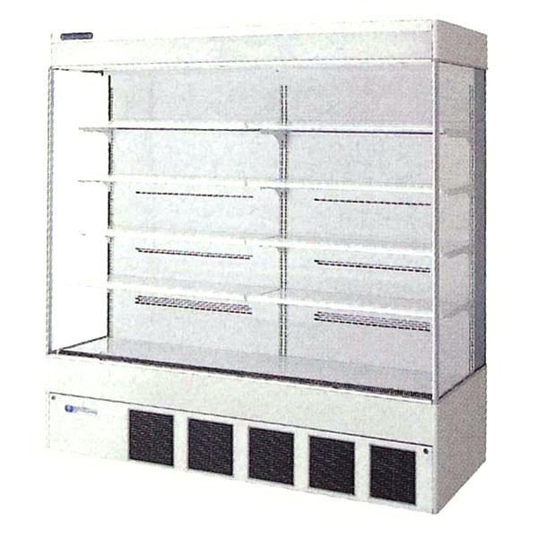 新品 フクシマ ガリレイ ( 福島工業 )冷蔵多段オープンスポットショーケース幅1755×奥行750×高さ1900(mm) MCK-65GKPOR-F