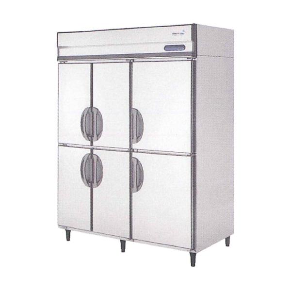 新品:福島工業(フクシマ) 業務用冷蔵庫 縦型 URD-1560RMD6幅1490×奥行800×高さ1950(mm)【 業務用 冷蔵庫 】【 フクシマ 冷蔵庫 】