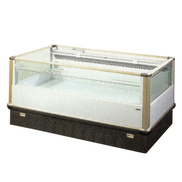新品:サンデン 平型オープンショーケース 1800×1120×850419リットル SJAL-068GZB