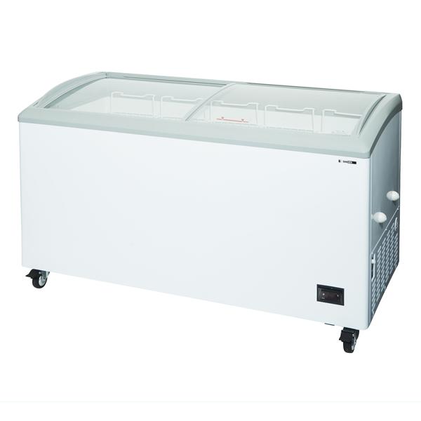 新品 サンデン 冷凍ショーケース(ベーシックタイプ) 1500×752×886 279リットル GSR-1500ZC