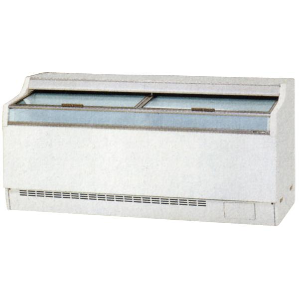 新品 サンデン 冷凍ショーケース(ベーシックタイプ) 1800×752×886 340リットル GSR-1800ZC