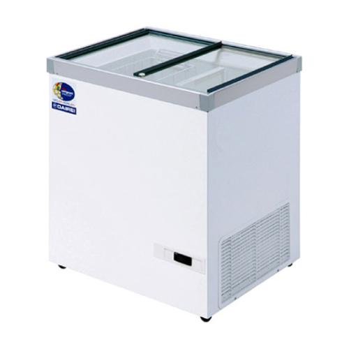 新品 ダイレイ 冷凍ショーケース HFG-140D超低温(-50℃タイプ)【 ショーケース 】【 冷凍庫 】【 ダイレイ 冷凍庫 】【送料無料】