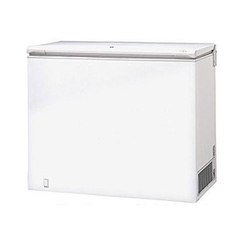 新品 サンデン 冷凍ストッカー(キャスター付)-24℃~-20℃ 209リットル SH-F240XC