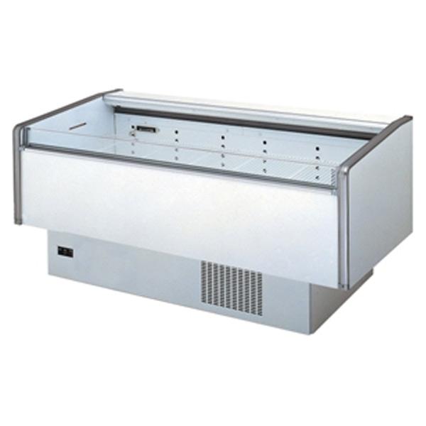 新品 サンデン 片面平型オープンショーケース(冷凍タイプ)幅1490×奥行900×高さ890(mm) 200リットル SMRN-51PJTOR