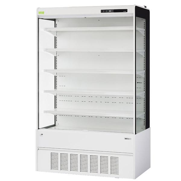 新品:サンデン 多段オープンショーケース RSD-S4FZ5J幅1190×奥行600×高さ1900(mm) 402リットル インバーター制御 LED搭載