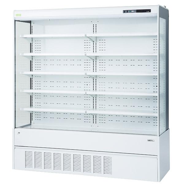 新品 サンデン 多段オープンショーケース RSD-S6FZ5J 幅1740×奥行600×高さ1900(mm) 592リットル インバーター制御 LED搭載