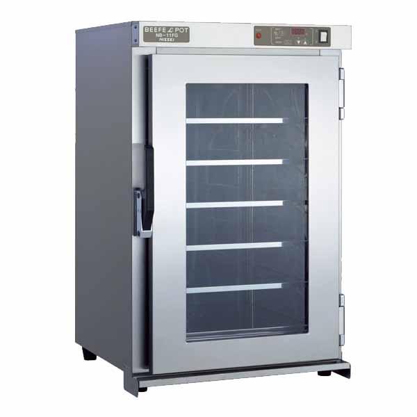 新品:ニッセイ 電気温蔵庫 535×500×850 NB-11FG