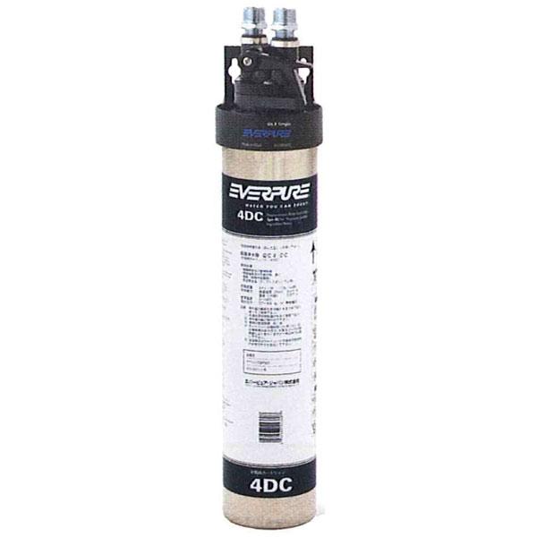 新品:エバーピュア浄水器 給茶機・冷水機用QL3-4DC