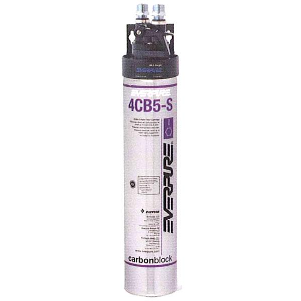 新品 エバーピュア浄水器 コーヒーマシン・エスプレッソマシン用QL3-4CB5-S