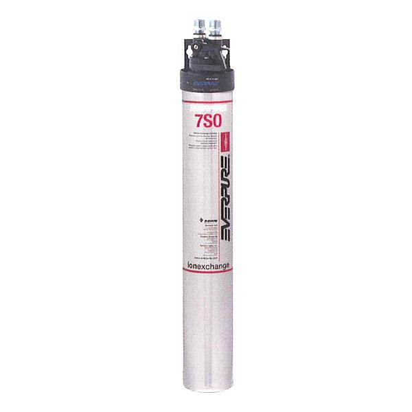 新品:エバーピュア軟水器 スチーマー・スチームコンベクション・温蔵庫用QL3-7SO