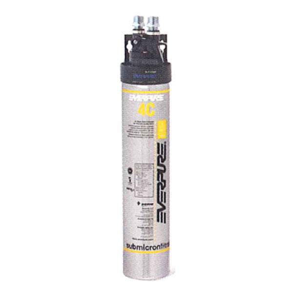 新品:エバーピュア浄水器 シンク用QL3-4C