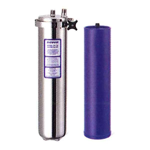 新品:エバーピュア浄水器 温水対応可C5-TW