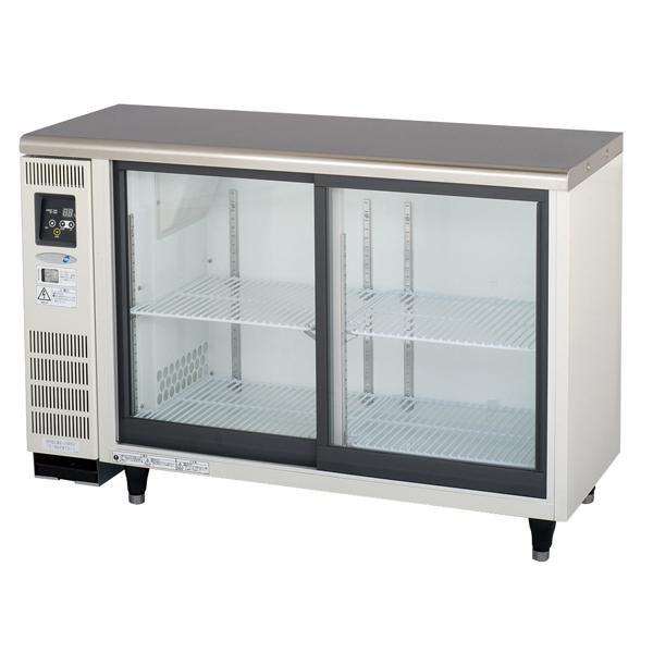 新品 福島工業(フクシマ)冷蔵ショーケース アンダーカウンタータイプ 293リットル幅1200×奥行600×高さ800(mm)TGC-40RE1