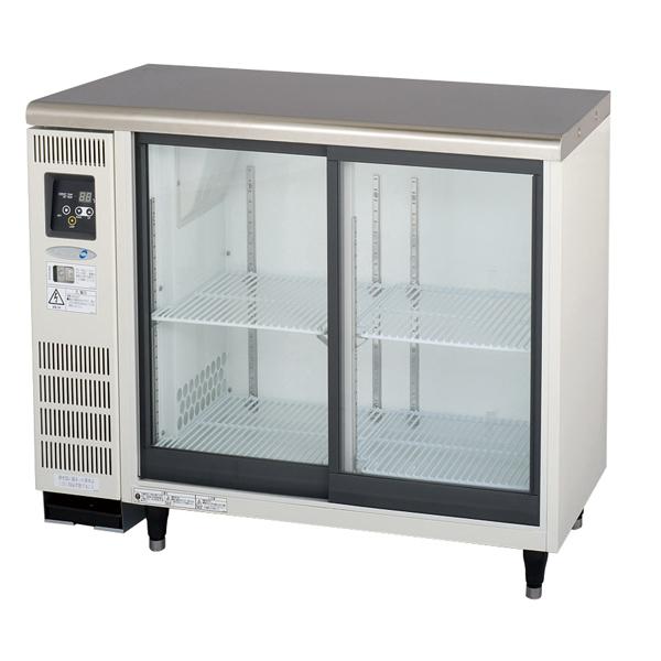 新品 福島工業(フクシマ)冷蔵ショーケース アンダーカウンタータイプ 139リットル幅900×奥行450×高さ800(mm)TGU-30RE1