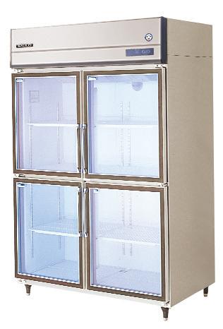 新品 フクシマ ガリレイ ( 福島工業 )リーチイン冷蔵ショーケース外装ステンレスタイプ795リットル幅1200×奥行645×高さ1950(mm)UGN-120AG7