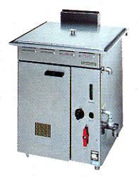 新品 タニコー 蒸し器(ラッキーボイラー)TLB-2G 送料別途