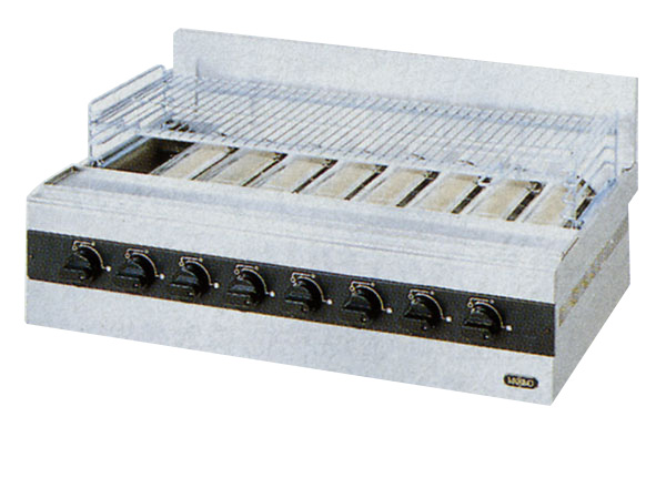 新品 タニコー ガス赤外線グリラーTMS-TIG-8
