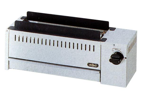 新品:タニコー ガス赤外線グリラー(串焼用) TMS-TIG-1K