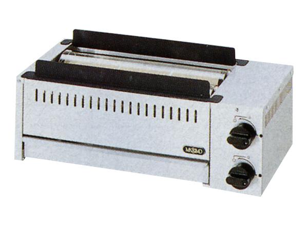 新品:タニコー ガス赤外線グリラー(串焼用) TMS-TIG-2K