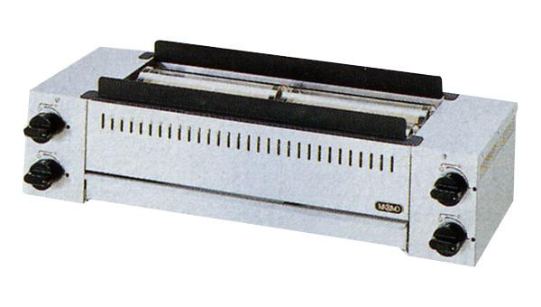 新品:タニコー ガス赤外線グリラー(串焼用) TMS-TIG-4K