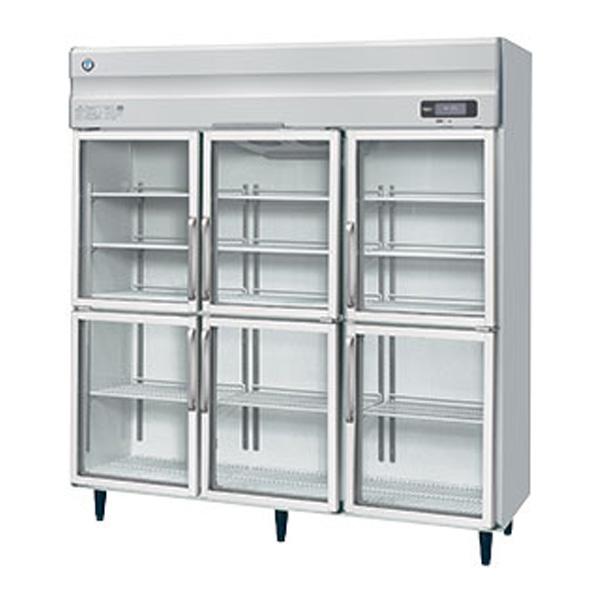 新品 ホシザキリーチイン冷蔵ショーケース スイング扉タイプ 1133リットルRS-180AT3-6G